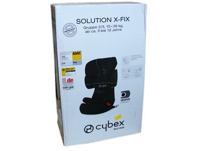 cybex solution free fix kindersitz autokindersitz autositz. Black Bedroom Furniture Sets. Home Design Ideas
