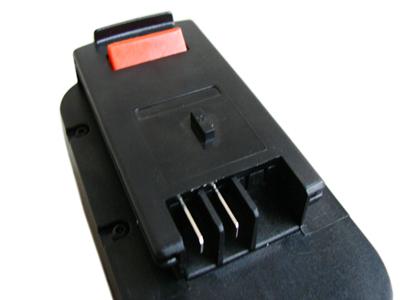 original 18v black und decker slide akku pack akkupack firestorm a18e 18 volt ebay. Black Bedroom Furniture Sets. Home Design Ideas