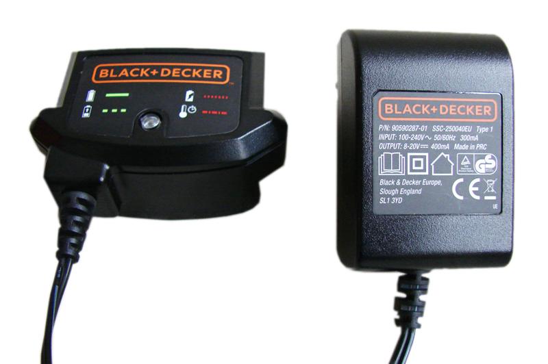 original black decker ladestation 12v 14v 18v lithium bl1518 asd184 ladeger t 44 ebay. Black Bedroom Furniture Sets. Home Design Ideas