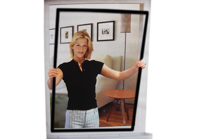alu insektenschutz plissee alurahmen fliegengitter 130x150 cm fenster anthrazit ebay. Black Bedroom Furniture Sets. Home Design Ideas